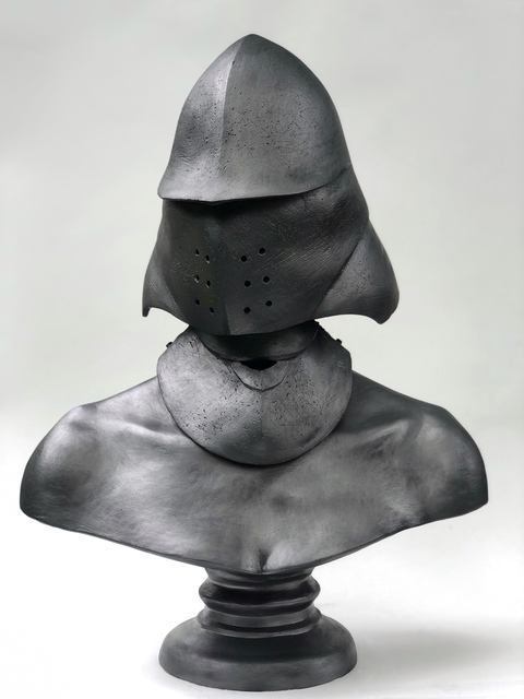 Emil Alzamora, 'Warrior 6', 2019, Pontone Gallery