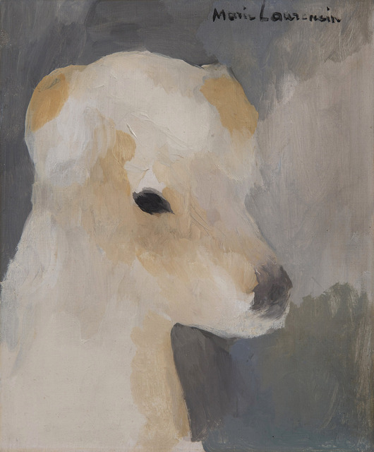 Marie Laurencin, 'Le chien', HELENE BAILLY GALLERY