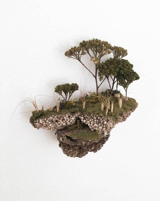 , 'Islands 5,' 2015, Hashimoto Contemporary
