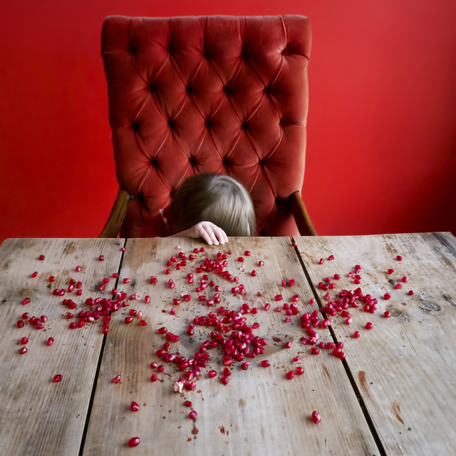 , 'Pomegranate Seeds, Rockport, Maine,' 2012, Huxley-Parlour
