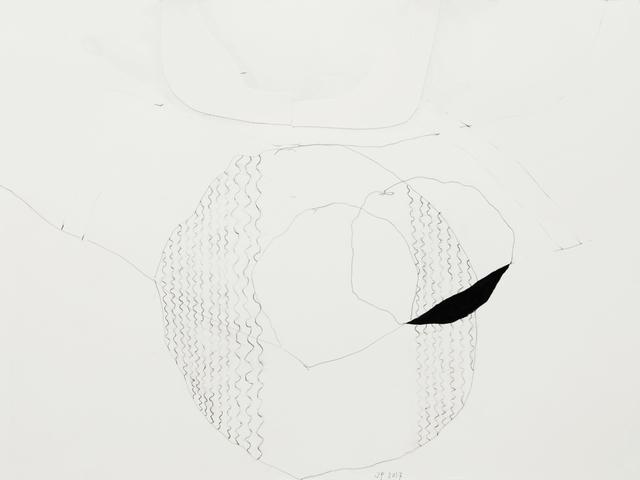 , 'Im Flug gefangen, #33,' 2017, Kristof De Clercq