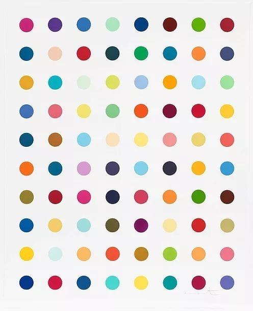 Damien Hirst, 'Gly-Gly-Ala', 2016, Meijler Art