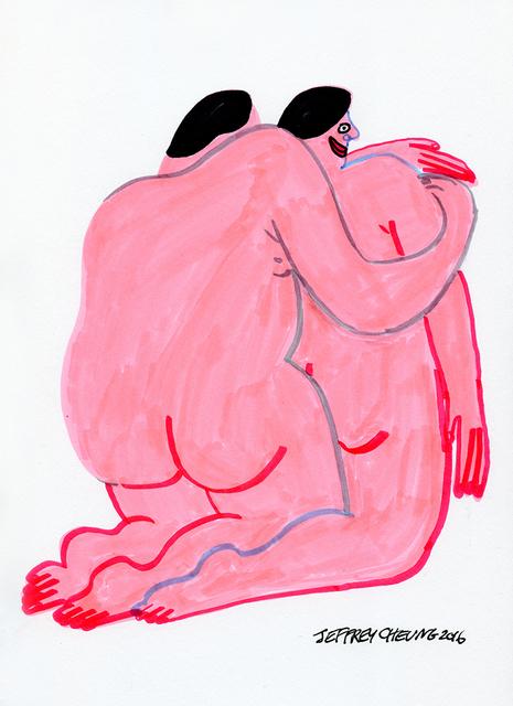 , 'Duo,' 2016, Hashimoto Contemporary
