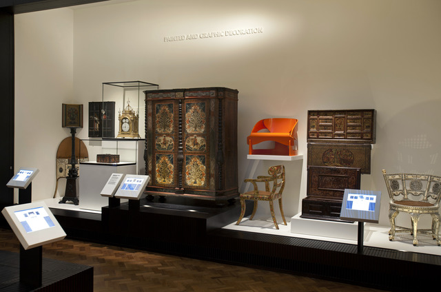 , 'Installation images of the Dr Susan Weber Gallery, the V&A's new permanent gallery for furniture,' , Victoria and Albert Museum (V&A)