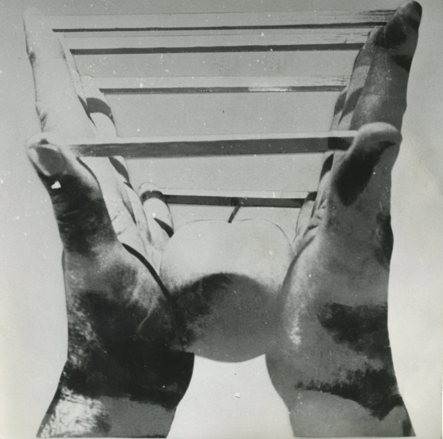 , 'Hands,' ca. 1975, Allegra Nomad Gallery