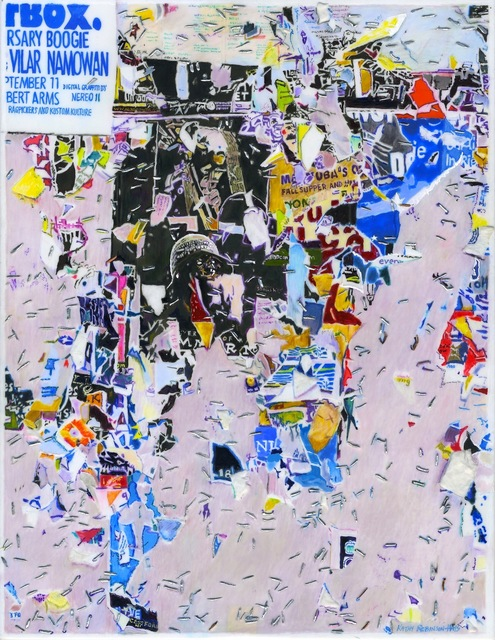 , 'Exchange District,' 2015, Ro2 Art