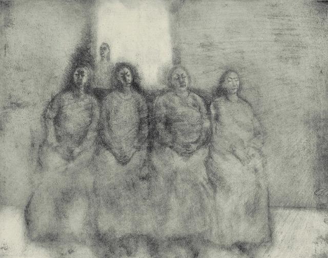 , 'Five Sisters,' 2011, Marlborough London