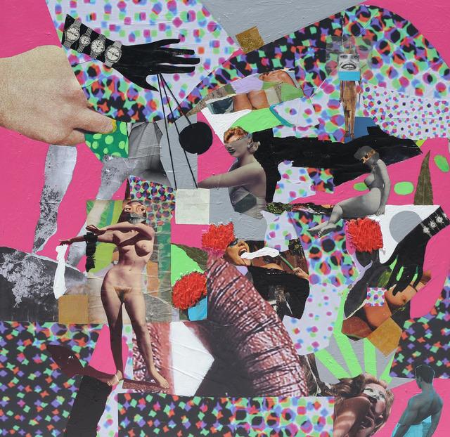 , 'Caos,' 2018, RV Cultura e Arte