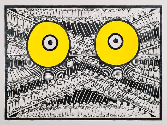 , 'Fuckface,' 2013, Galerie Ernst Hilger