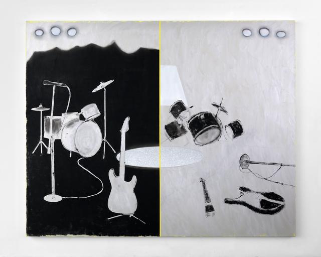 , 'Second Set,' 2016, Simon Lee Gallery