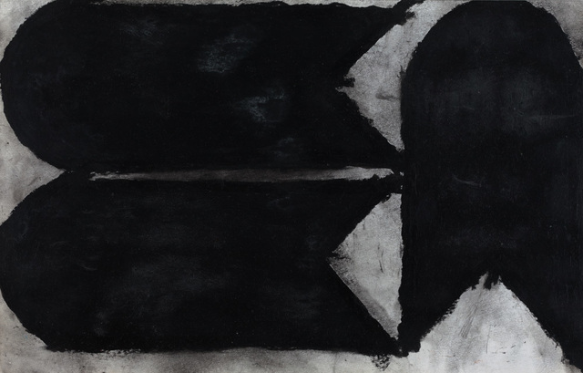 Evelyn Reyes, 'Carrots, Black (Mixed Direction)', 2009, Creativity Explored