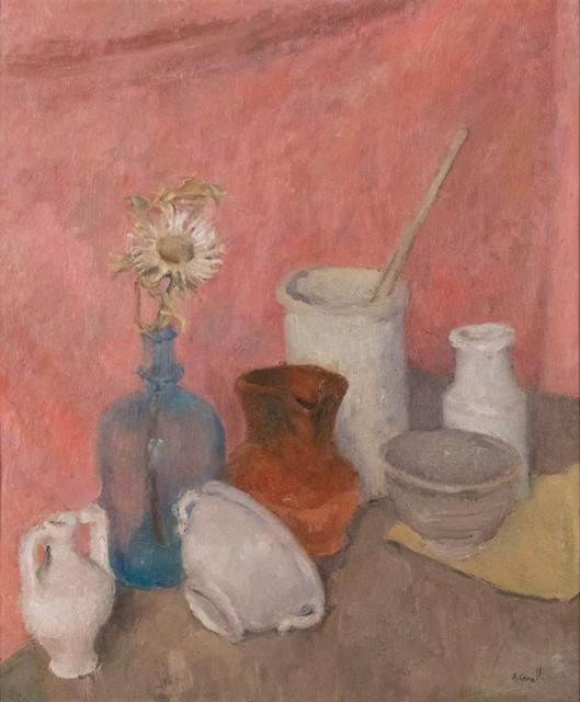 Emanuele Cavalli, 'Still life and cans', 1935, Finarte