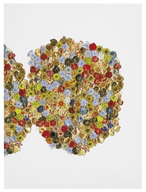El Anatsui, 'Variation I_C', 2015, Christie's