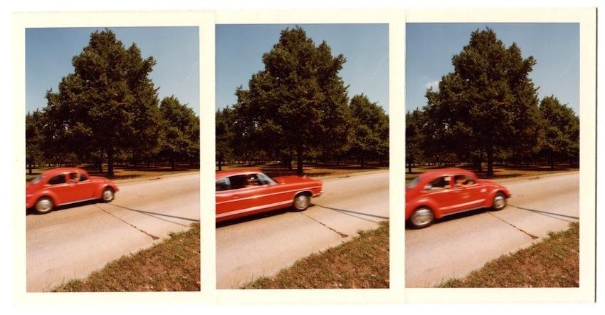 Untitled (61.25.17.36), 1974, 3 x chromogenic print, 8.5 x 17 cm  © Jan Groover, Courtesy Janet Borden Inc., New York and KLEMM'S, Berlin