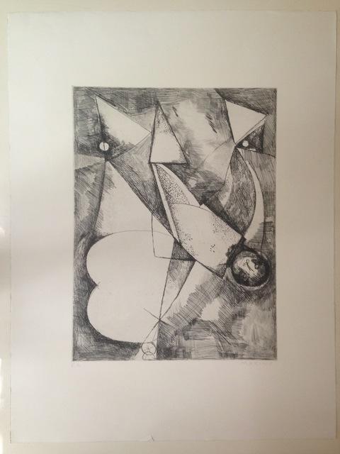 Marino Marini, 'La caduta/the fall', 1962, Glenda Cinquegrana Art Consulting