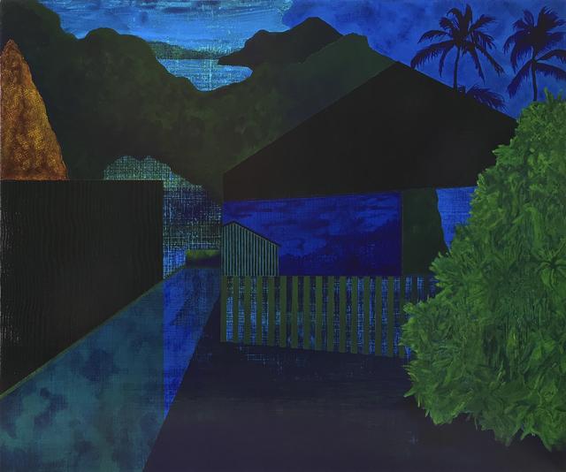 , 'Halcyon Night,' 2017, Susan Eley Fine Art