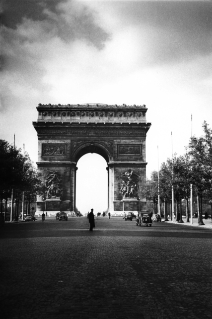, 'Arc de Triomphe,' 1950, Artist's Proof