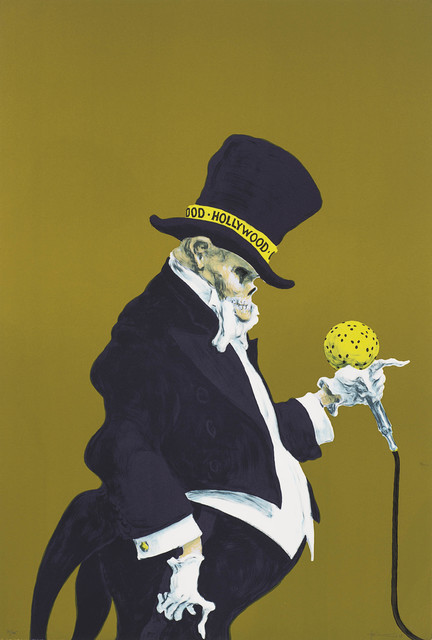 Michael Kvium, 'The Entertainer', 2013, Edition Copenhagen