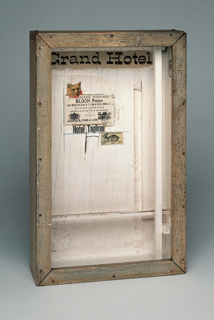 , 'Grand Hotel - Hotel Taglioni,' 1954, Allan Stone Projects