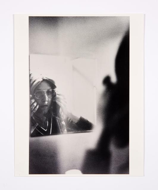 , 'Roberta at Mirror (Lynn Hershman),' 1974, Bridget Donahue