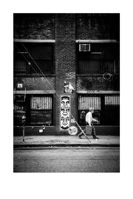 Jon Furlong, 'Stacked Walker', 2015, Subliminal Projects