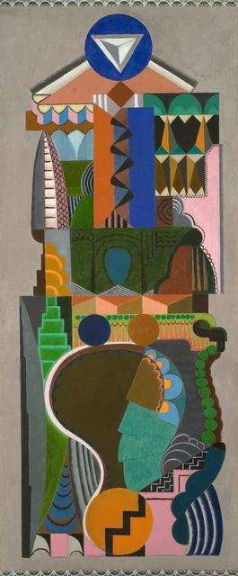 , 'Composition n°2,' 1919, Galerie Le Minotaure