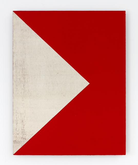 , 'Vertical Envelope,' 2019, Kristof De Clercq