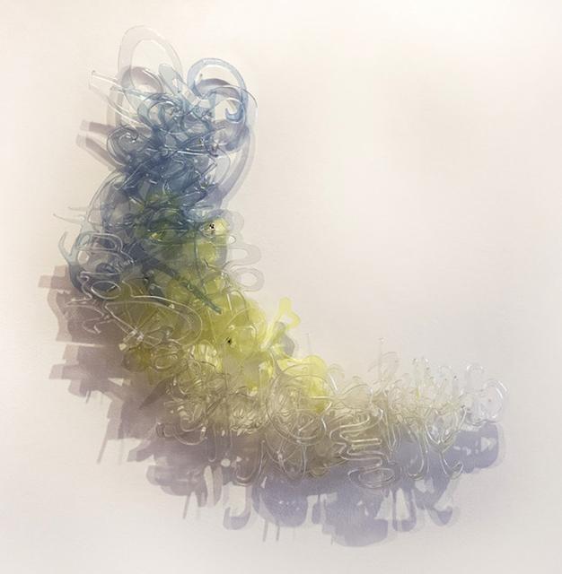 , 'Grin (Blue),' 2014, Pentimenti Gallery
