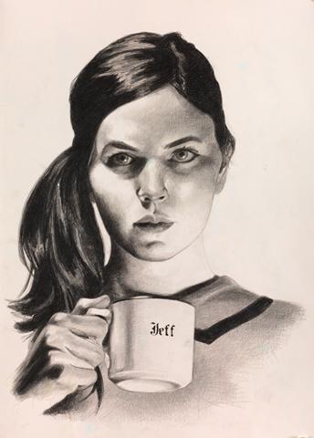 Mercedes Helnwein, 'Jeff ', 2012, KP Projects