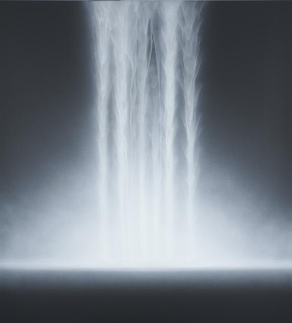 , 'Waterfall,' 2018, Sundaram Tagore Gallery