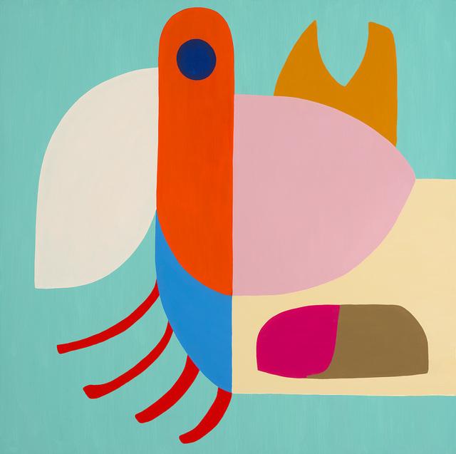 , 'Dancing Crab,' 2015, Olsen Irwin