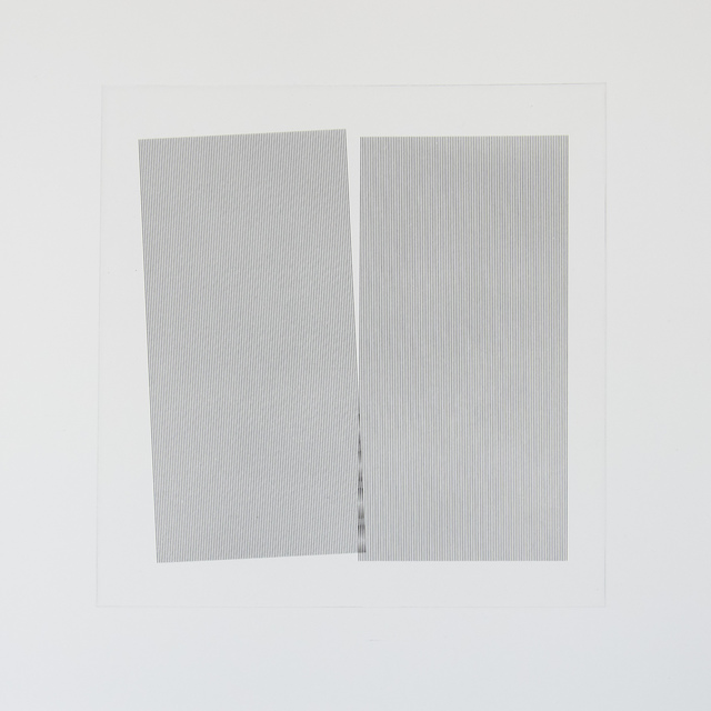 , 'Immobile à droite,' 1967-2013, Atelier-Editions Fanal
