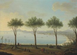 , 'View of the Bay of Naples,' , Christie's Old Masters
