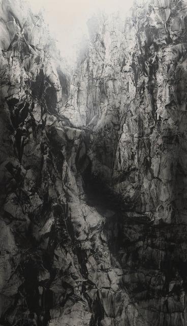 , 'Cliff,' 2013, Sundaram Tagore Gallery