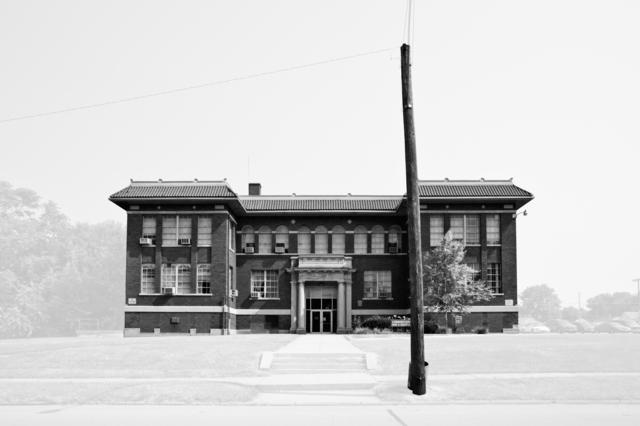 , 'East High School, Xenia, Ohio,,' 2007, photo-eye Gallery