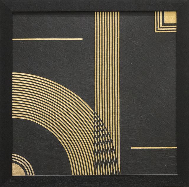 , 'Grammature d'oro K24 supporto lavagna n.3,' 1979, Primo Marella Gallery