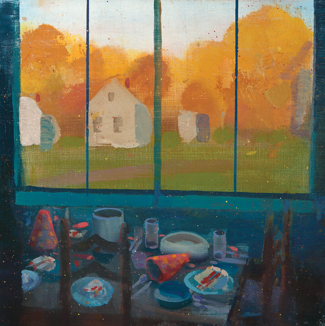 , 'Afterglow,' , Dowling Walsh