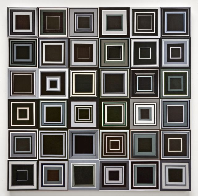 , 'Square No. 498,' 2012, Timothy Yarger Fine Art