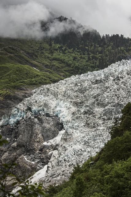 , 'Mingyong Glacier on Mount Kawagebo, Deqin, China,' 2012, Susan Eley Fine Art