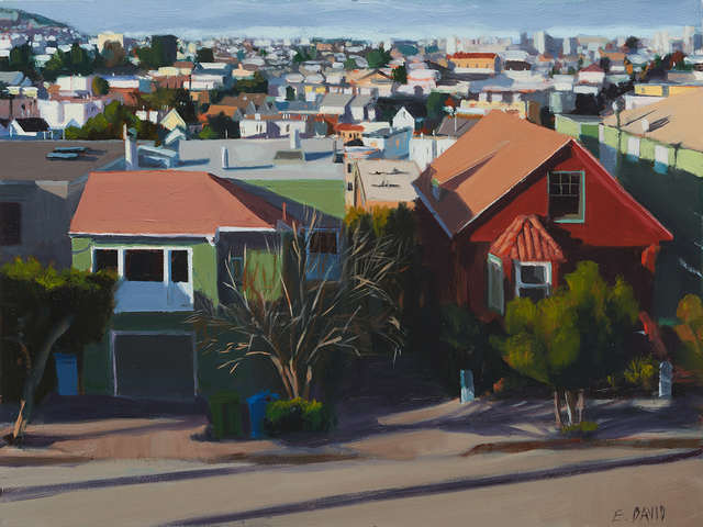 , 'Jane's View,' 2015, Paul Thiebaud Gallery