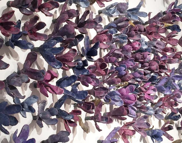 , 'Floral Wall III,' 2015, Callan Contemporary