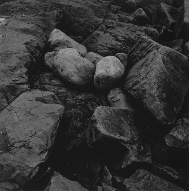 , 'Bass Rocks,' 1963, Pace/MacGill Gallery