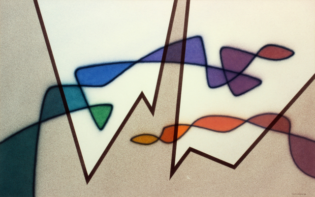 , 'Watercolor No. 3,' 1948, Addison Rowe Gallery