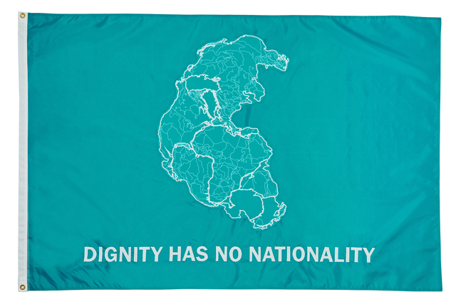 Tania Bruguera, 'Dignity Has No Nationality', 2017, Creative Time: Pledges of Allegiance