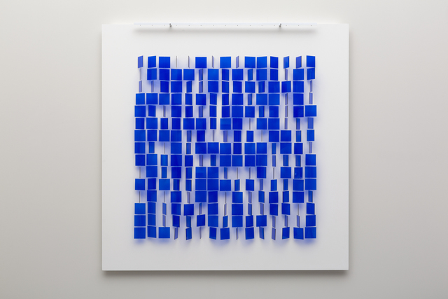 , 'Mobile bleu sur blanc,' 1960, Galeria Nara Roesler