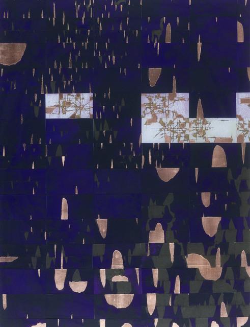 , 'Longhair Blues,' 2018, Octavia Art Gallery