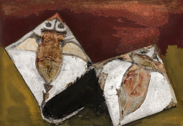 , 'Dos Rayas (Two Rays),' 1987, Latin American Masters
