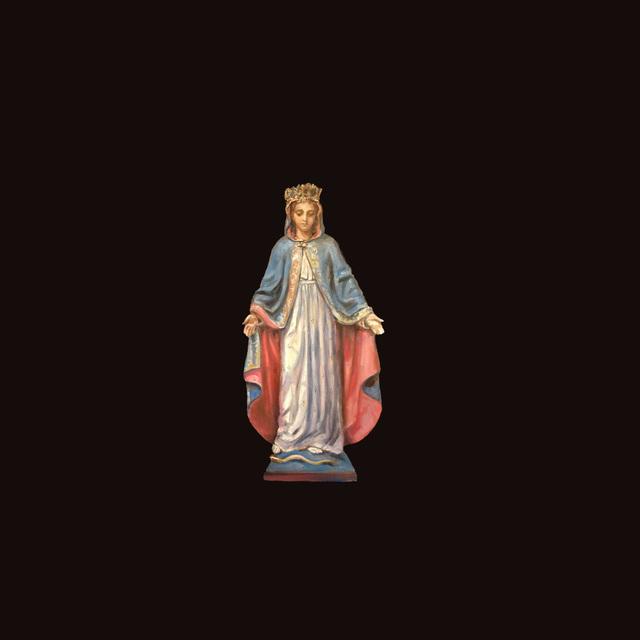 , 'Mary (St. Anthony's Church, Polish Hill),' 2018, BoxHeart