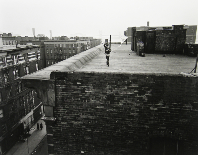 , 'East 100th Street,' ca. 1966, Howard Greenberg Gallery