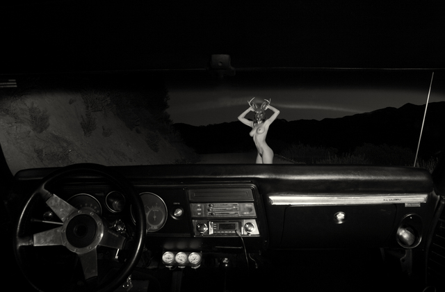 , 'Deer in Headlights,' 2014, Vernissage